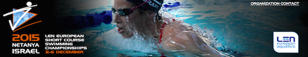 European Short Course Swimming Championships Netanya
